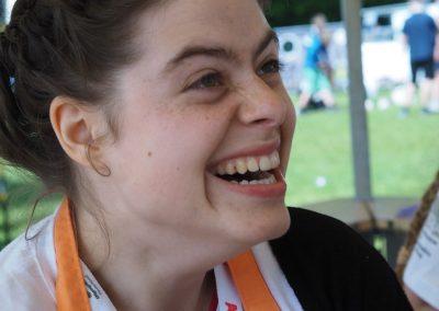 Antonia Stein mixt bei der BZgA die besten alkoholfreien Coctails.