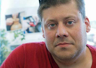 """Kai Lehnert, Diakonie: """"Ich möchte, dass Menschen mit Behinderung viel mehr wahrgenommen werden."""""""