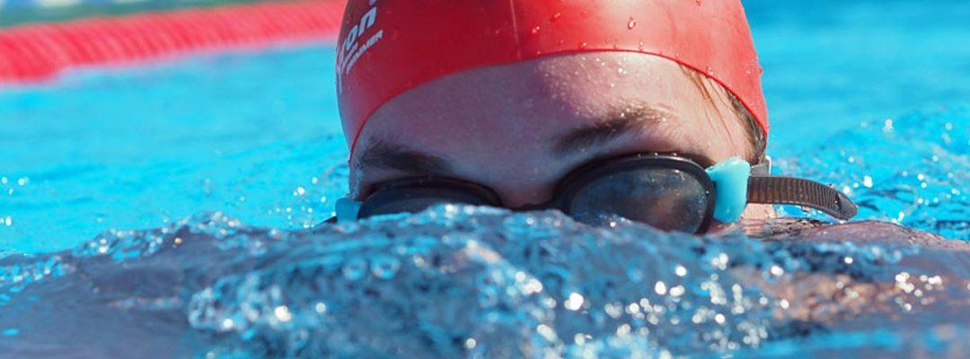 Schwimmerin Christin Schröder, 2018