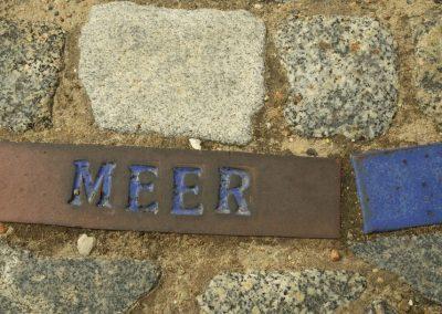 MEER - Theodor Storm Pflaster in Husum